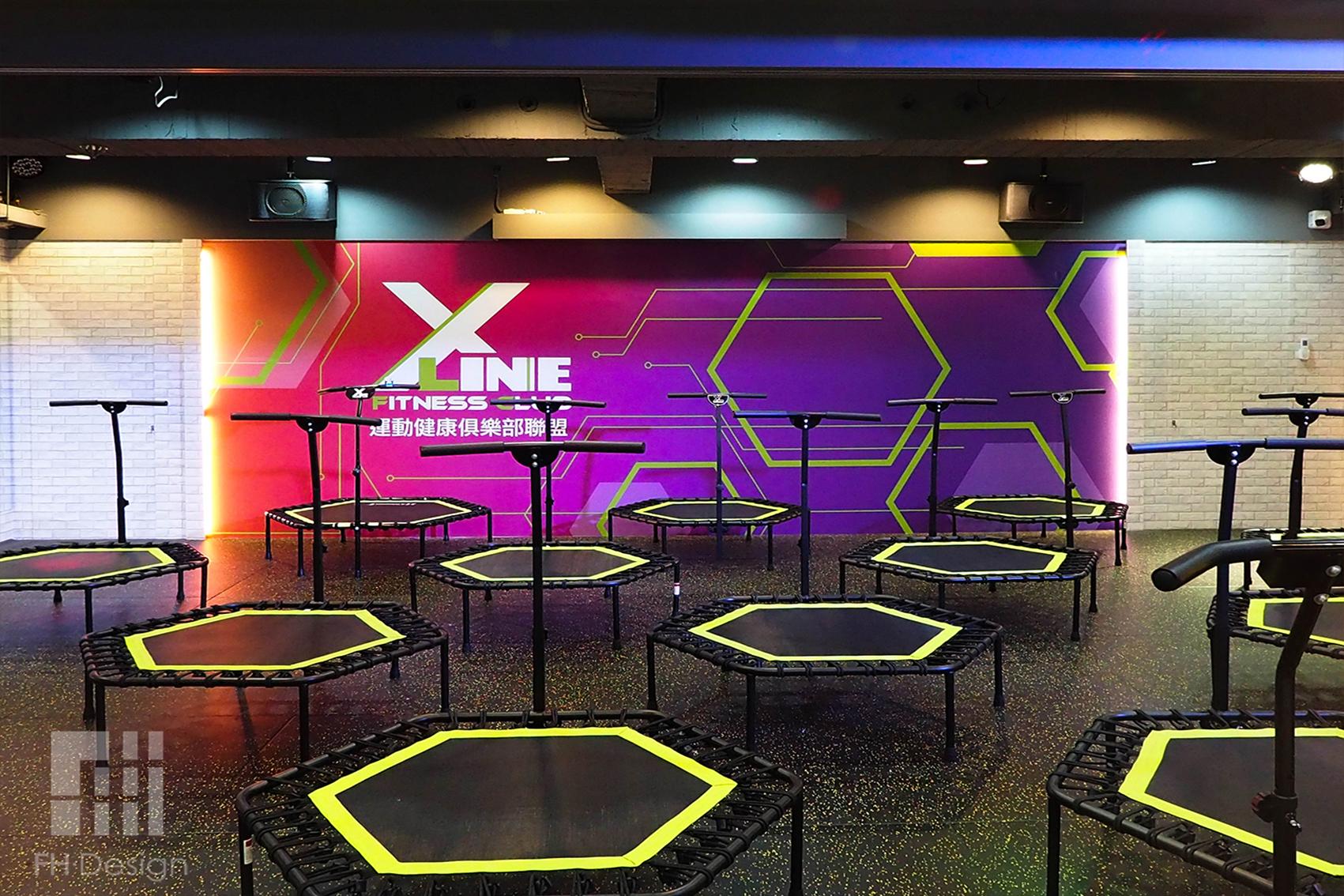 X-Line運動健身俱樂部-街頭漫步